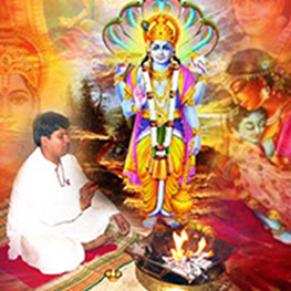 Lord Vishnu Mantra For Wealth